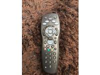 Sky had remote