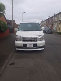 Nissan Elgrand E50 Highway Star for sale