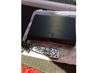 Sky+HD Box with lead and remote