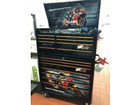 "40"" snap on tool box"