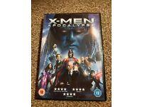 X-Men Apocalypse DVD brand new