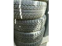 Cooper AT3 tyres for sale
