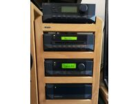 CYRUS COMPLETE SEPARATES HI-FI SYSTEM. Top quality hifi inc. MONO X/DAC XP etc. Cables + stand