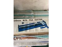 Tile cutter (used)