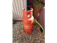 19kg Calor Gas bottle. Half full