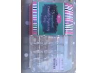 16 compartment cosmetic organising tray