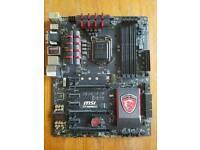 MSI gaming 5 motherboard Z97