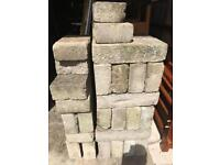 (Sold pending collection)4 inch blocks (free for collection)