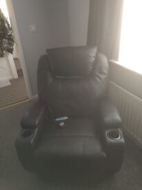 Recliner chairs x 2