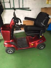 Invacare limited edition mobility scooter