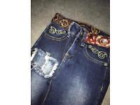 Desigual Girls Jeans