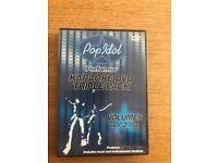 Pop idol karaoke dvd