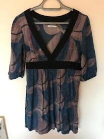 Sz 10UK Urban Outfitters Dress in Kimchi Blue