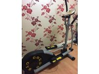 Cross Trainer for sale. Excellent brand and condition. Good for exercising multiple body parts