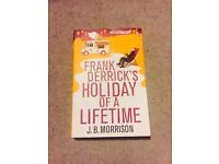 Frank Derricks holiday of a lifetime