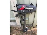 Suzuki 2.2hp outboard