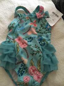 Swimsuit 0-3 months