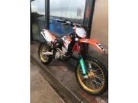 Ktm 250 sxf 2009 swap car bike van quad