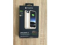 Mophie Juice Pack Air Phone Case/Battery Charger for IPhone 6/6S - Gold