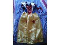 Snow white costume age 5-6