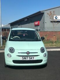 FIAT 500 POP COOL MINT