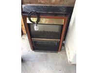 FREE - FREE - ELECTRIC FIRE - SCRAP