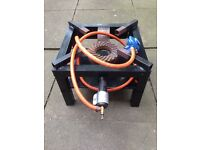 🍗 BBQ Gas Burner stove 🔥 can deliver 🚚