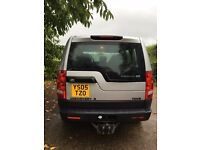 Much loved Land Rover Discovery 3 for sale