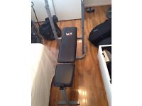 Folding Weight Bench Adjustable