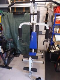 Proteus Deluxe Home Gym