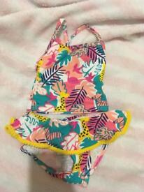 M&S Swimming costume - 0-3 Months