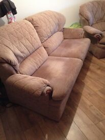 G-Plan 3 Seater, 1 seater + 1 seater sofa from Arthur Llewellyn Jenkins