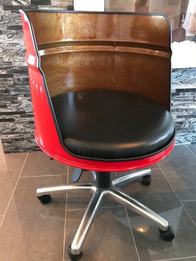 Swivel Oil Drum Chair In Wallsend Tyne And Wear Gumtree