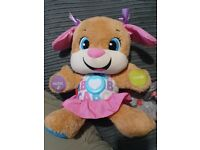 Fisher Price Puppy Sister