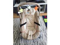 Hawk baby seat