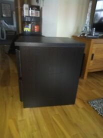 IKEA brown chest of draws Malm