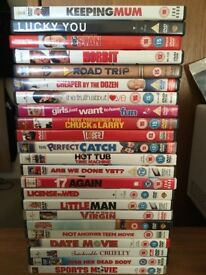 Joblot Comedy DVD collection