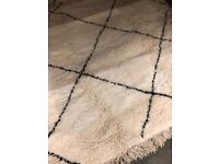 Beni Ourain rug for sale!! 07946194780
