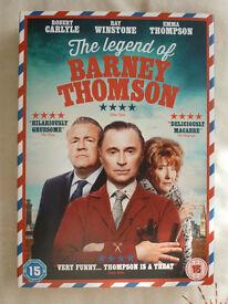 THE LEGEND OF BARNEY THOMSON DVD