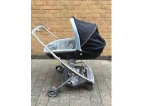 Quinny pushchair with carrycot