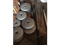 Orbatron weights set