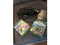 Xbox one Kinect plus games