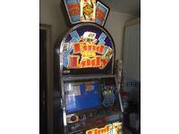 Find the lady poker arcade machine