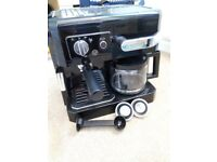 Coffee Filter and Espresso machine