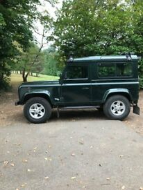 Land Rover Defender 90 Td5 County