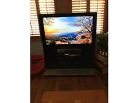"42"" Panasonic Viera full HD plasma tv with integrated stand +remote control for £50"