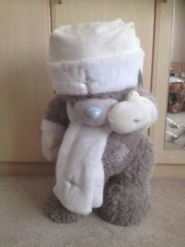 Giant Me to You Winter Bear 28 inches