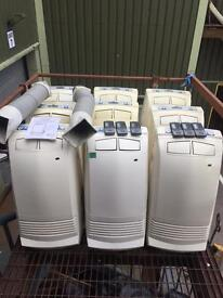 Portable air-conditioning units