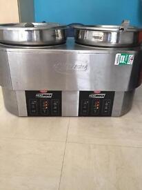 Hatco soup kettle