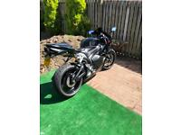 Honda CBR600 RR-A, 2010, Black, FSH, 1 MOT April 2019, Akrapovic, CBR600RR, CBR 600 (Not GSXR, R6)